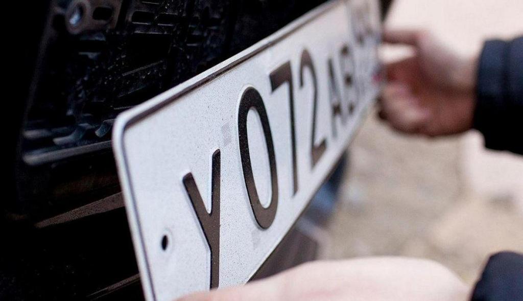 Как купить «красивый» номер для своего авто