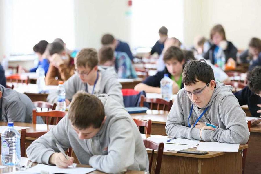 Завтра, 10 января, стартует региональный этап всероссийской олимпиады школьников