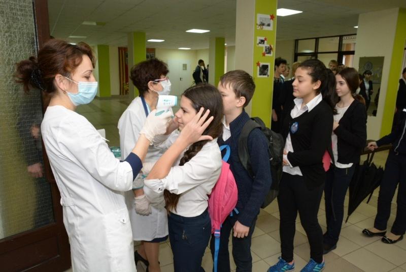 Заболеваемость гриппом на Кубани находится на неэпидемическом уровне