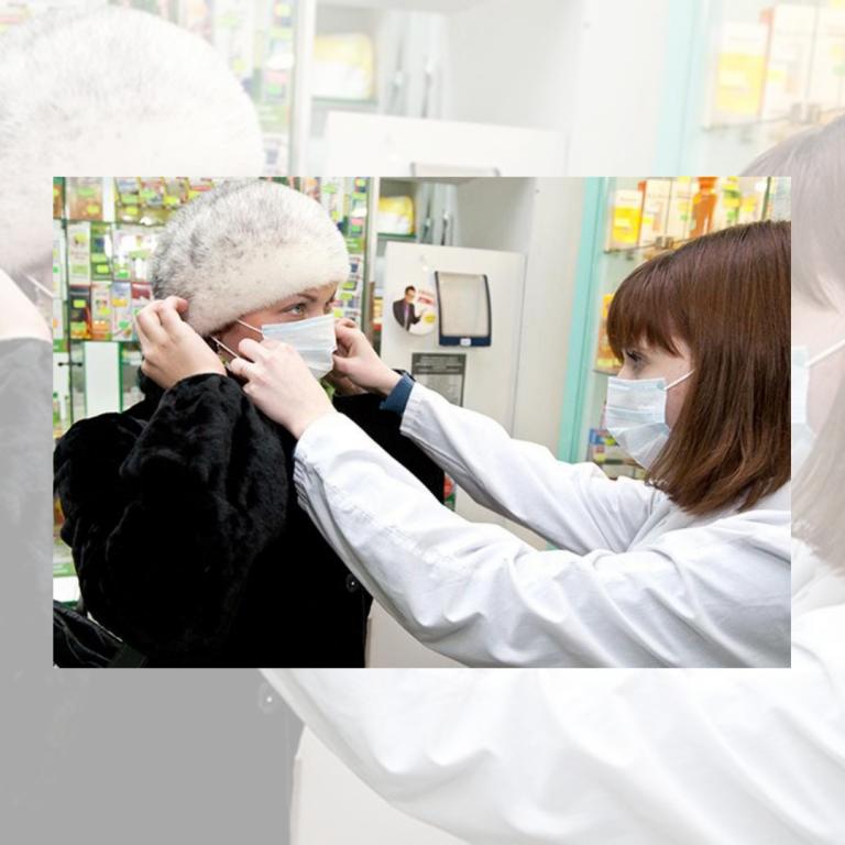 На Кубани будут применены жесткие меры к аптекам, завышающим цены на маски