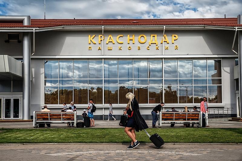 Международные авиарейсы в аэропорту Краснодара отменены