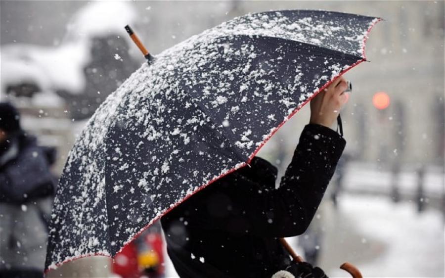 Изменение погоды: ожидается похолодание, дождь и мокрый снег