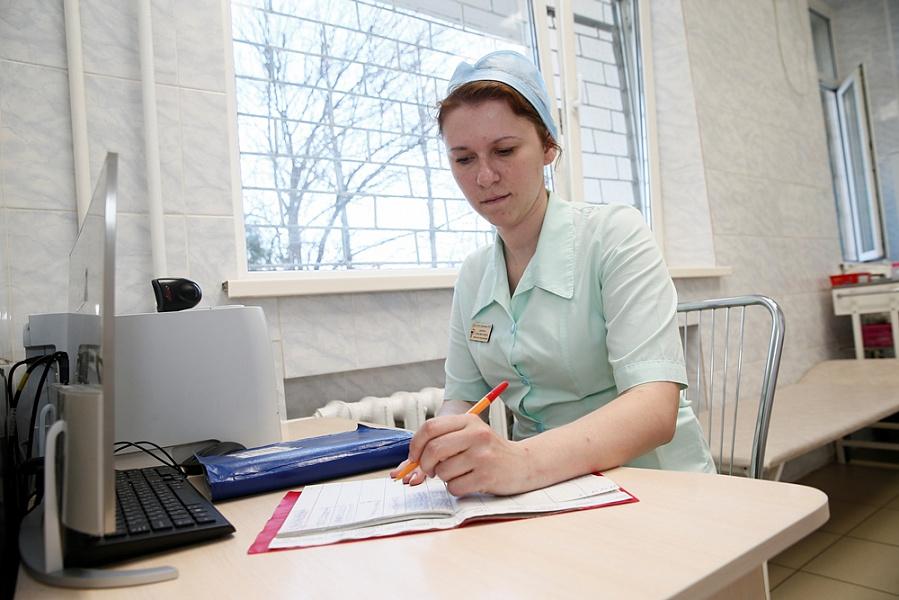 Дистанционная выдача больничных листов будет осуществляться в трех медучреждениях Краснодарского края