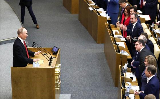 Примет ли Путин участие в следующих президентских выборах