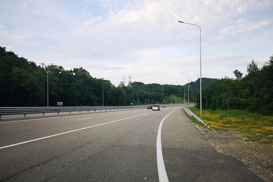 За неделю поток автотранспорта въезжающего в край сократилось более чем в два раза