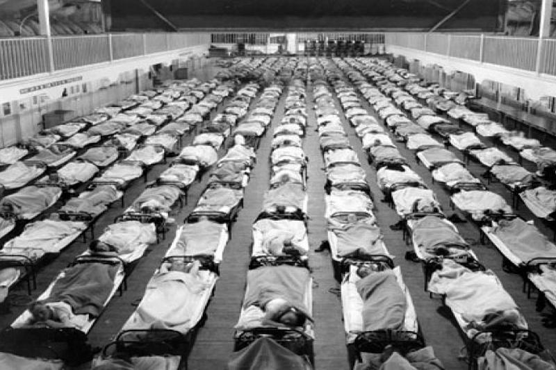 Как побороли самую массовую пандемию за всю историю человечества в начале прошлого века