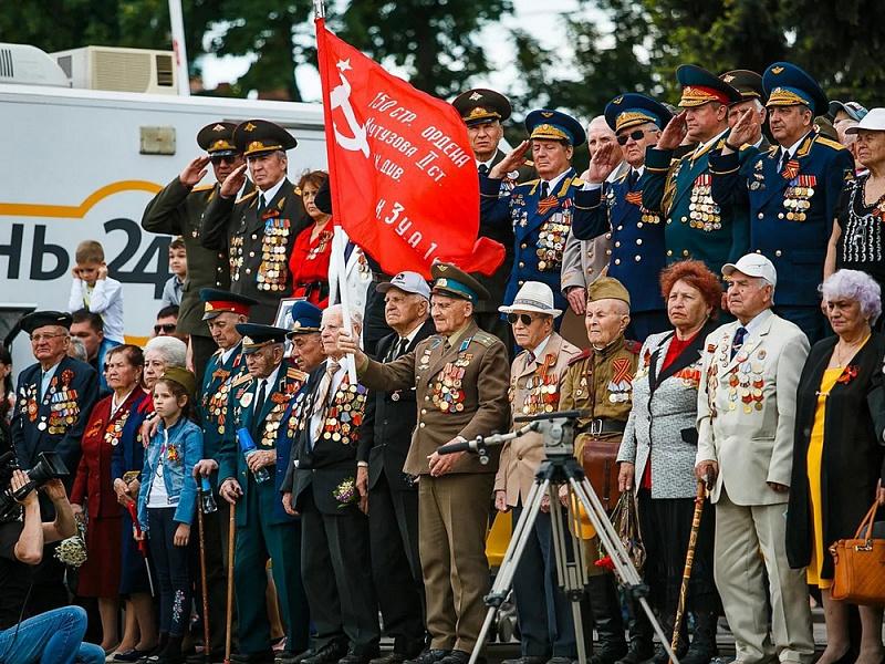 На поддержку ветеранов Великой Отечественной войны на Кубани направлено порядка 600 млн рублей