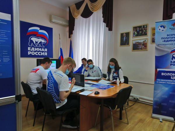 12 тысяч жителей Кубани готовы к оказанию помощи в период распространения коронавируса