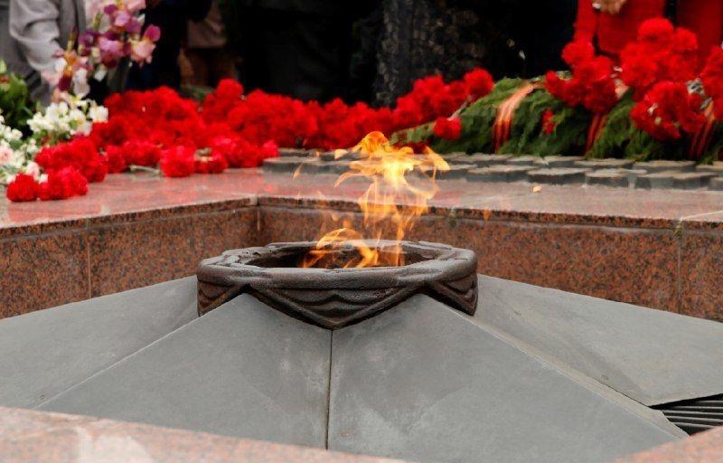 В Краснодарском крае отремонтированы 222 мемориальных комплекса с Вечным огнем