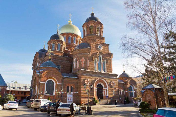 Жители Краснодарского края смогут увидеть Божественную литургию 5 апреля в онлайне