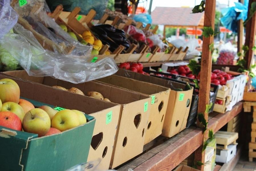 Работа рынков и ярмарок возобновится с 12 апреля