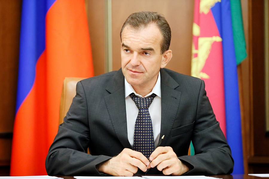 Вениамин Кондратьев в прямом эфире проведет совещание по оказанию экономической поддержки бизнесу и населению на период действия карантинных мер