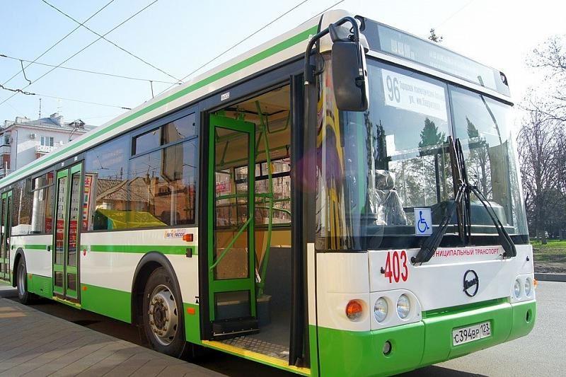 Количество рейсов городских и пригородных автобусов с 23 мая увеличилось на 50%