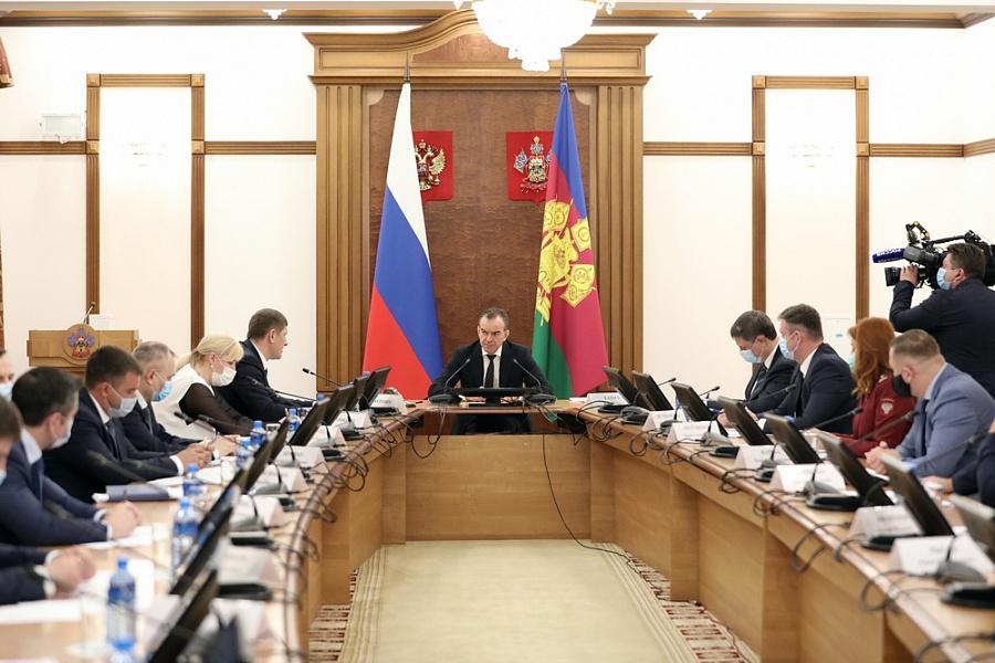 Индивидуальное жилищное строительство Кубани будет поддержано