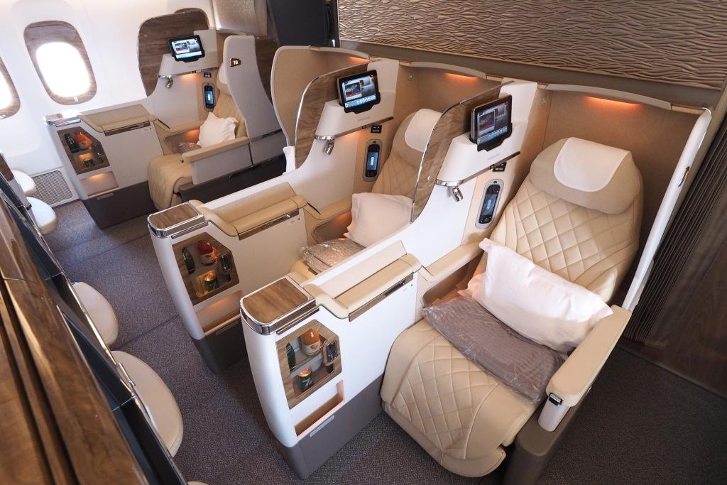Эксперты рассказали, как бесплатно попасть в бизнес-класс самолета