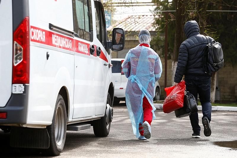 За сутки на Кубани подтверждено 83 новых случая заболевания COVID-19
