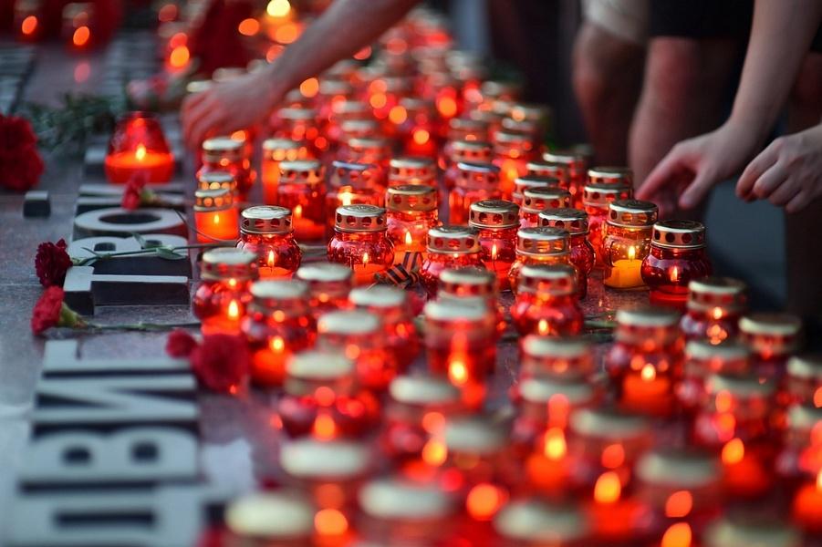 Каждый житель Кубани сможет зажечь «Свечу памяти» онлайн