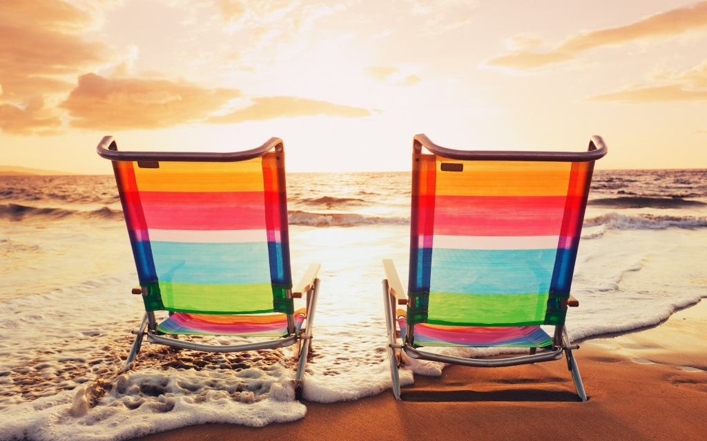 На пляжах можно обойтись без масок