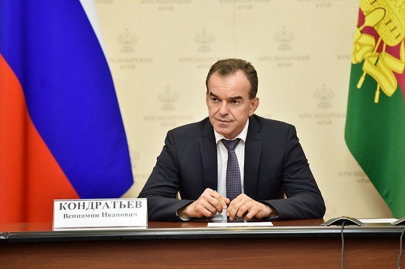 Вениамин Кондратьев одержал уверенную победу на выборах губернатора Краснодарского края