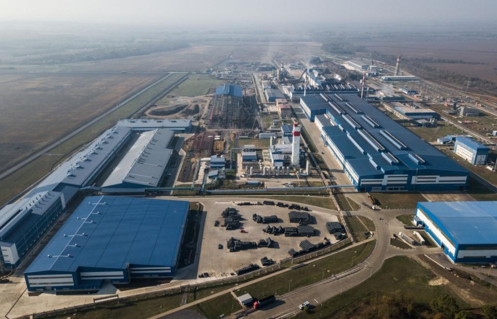Абинский электрометаллургический завод увеличивает производственные мощности