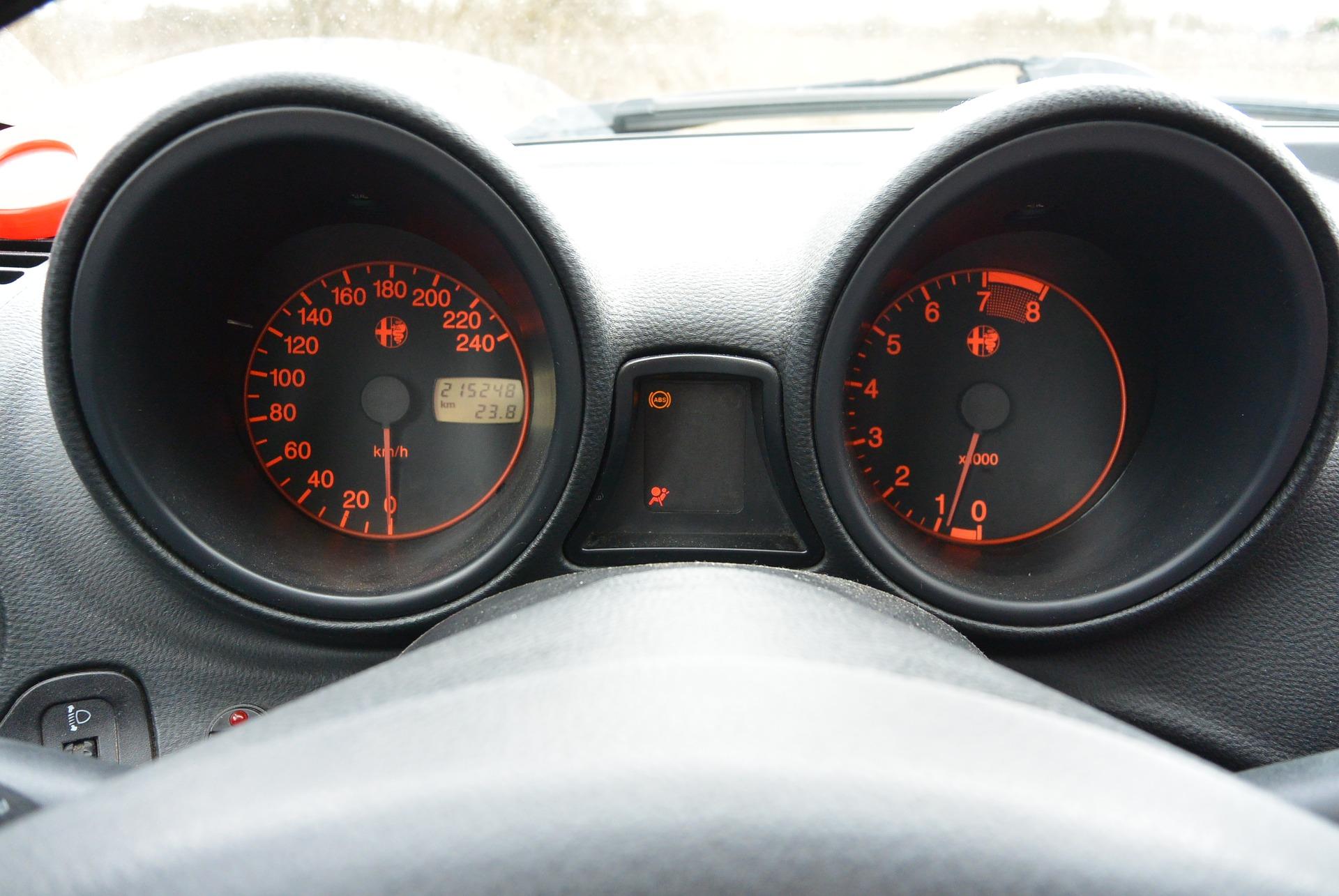В Абинском районе реализуется комплекс мер по контролю за скоростью движения