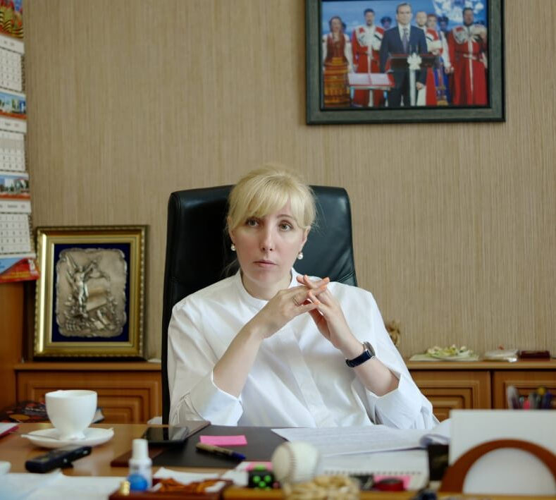 Вице-губернатор Кубани Анна Минькова: «С 2020 года начнем ремонт и строительство 55 медучреждений»