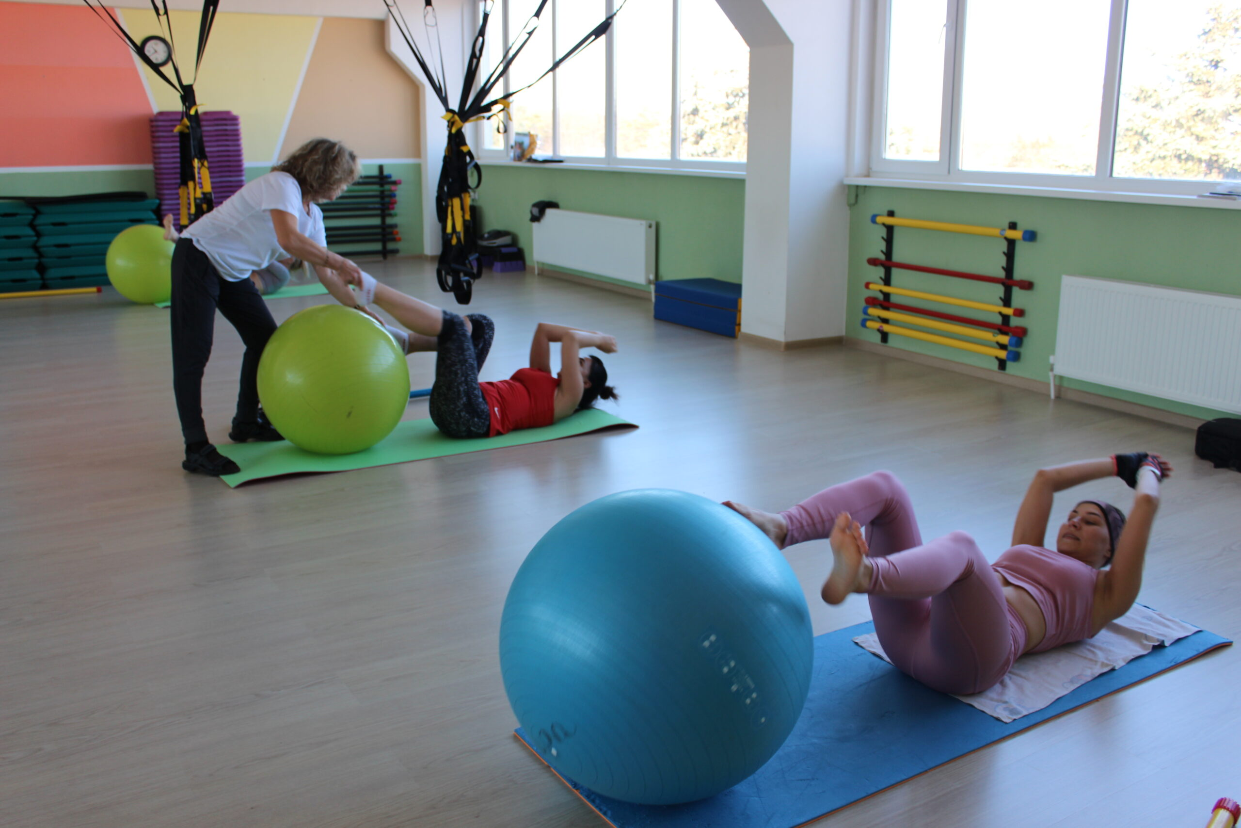 Как укрепить спину: советы абинского тренера Ларисы Бурун