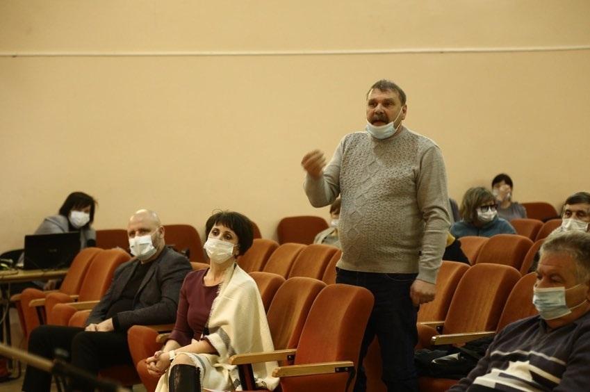 Глава Ольгинского поселения рассказал о проделанной работе