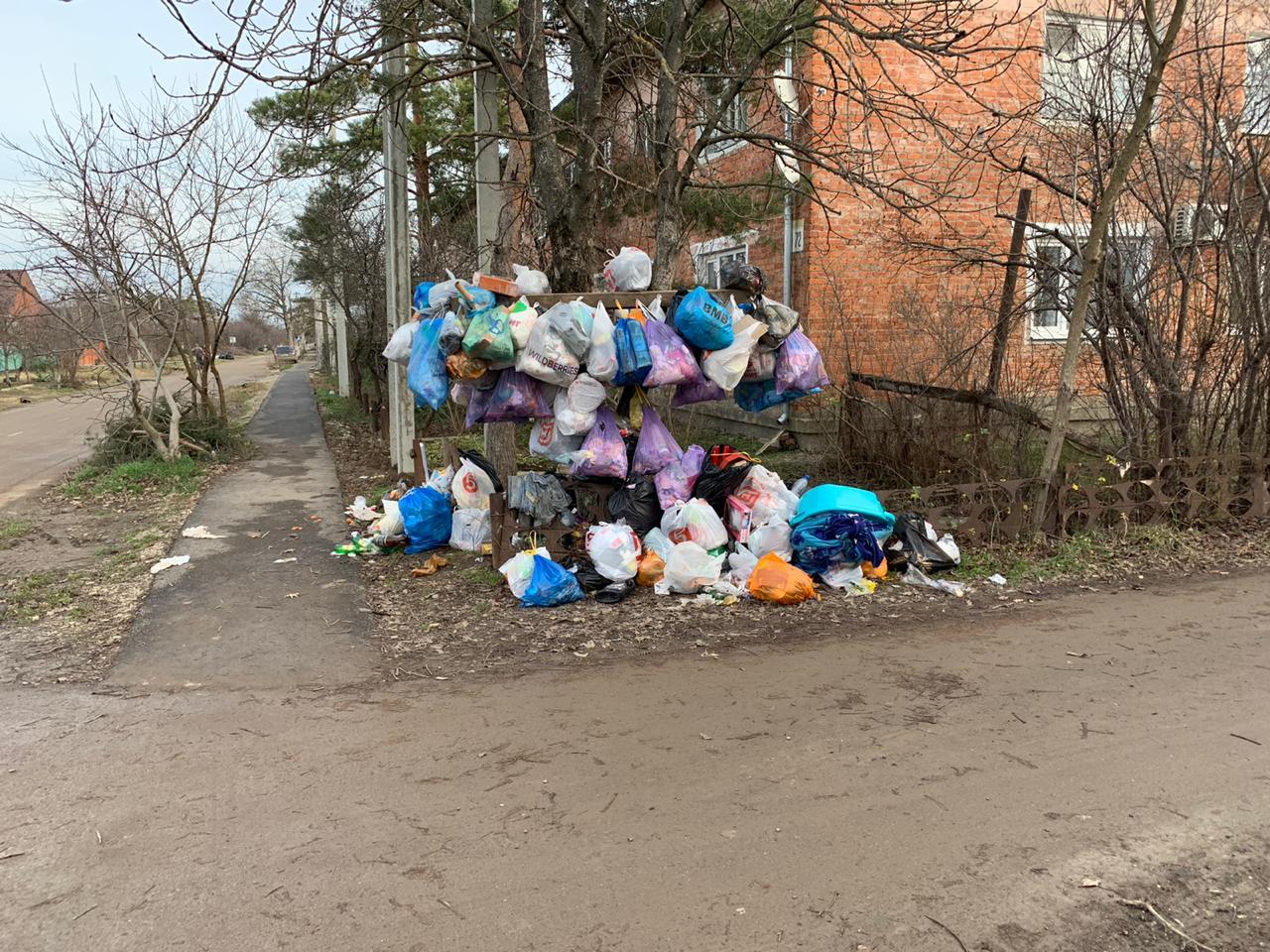 Хождения по мусору или,