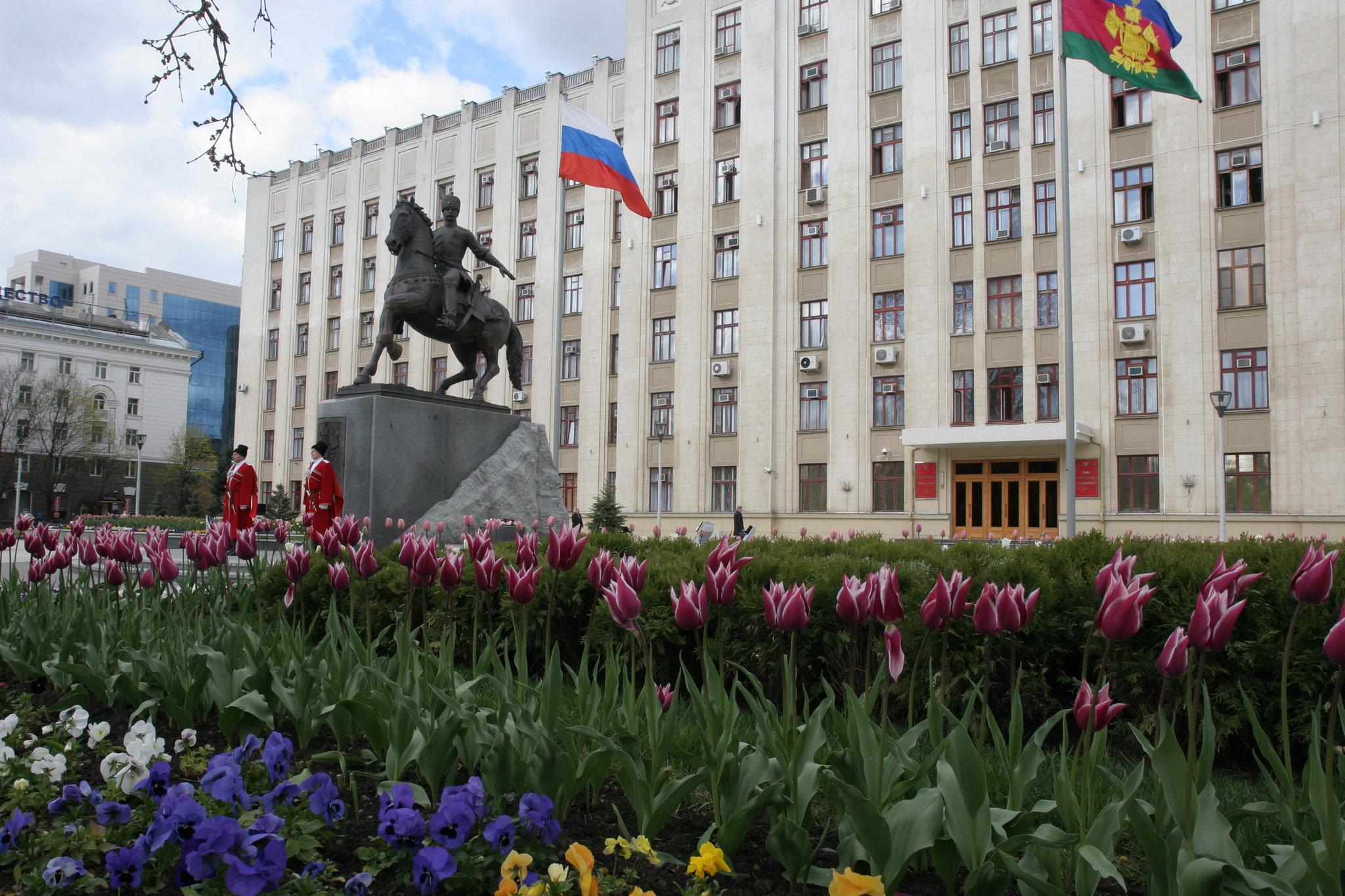 Режим повышенной готовности на Кубани продлили до 25 июня