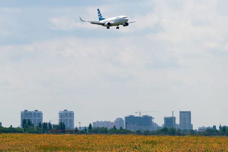 Росавиацию просят разрешить международные полеты из аэропорта Краснодара