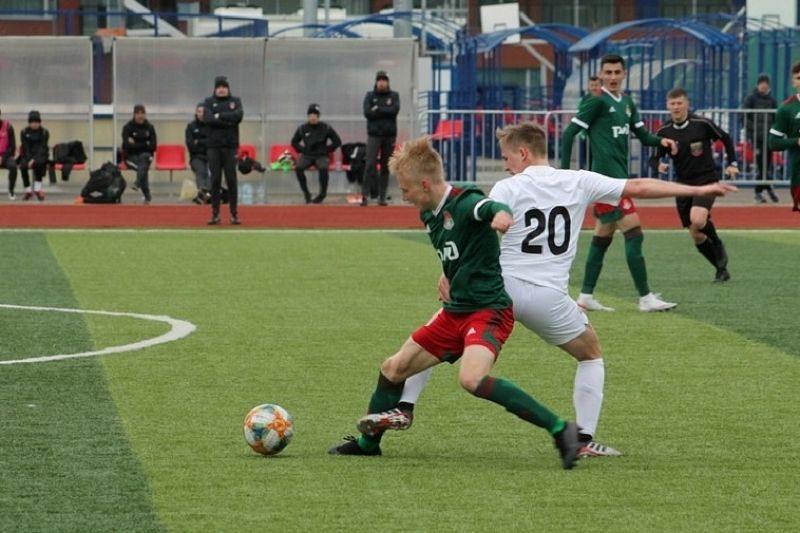В Крымске пройдет Первенство России по футболу среди спортивных школ