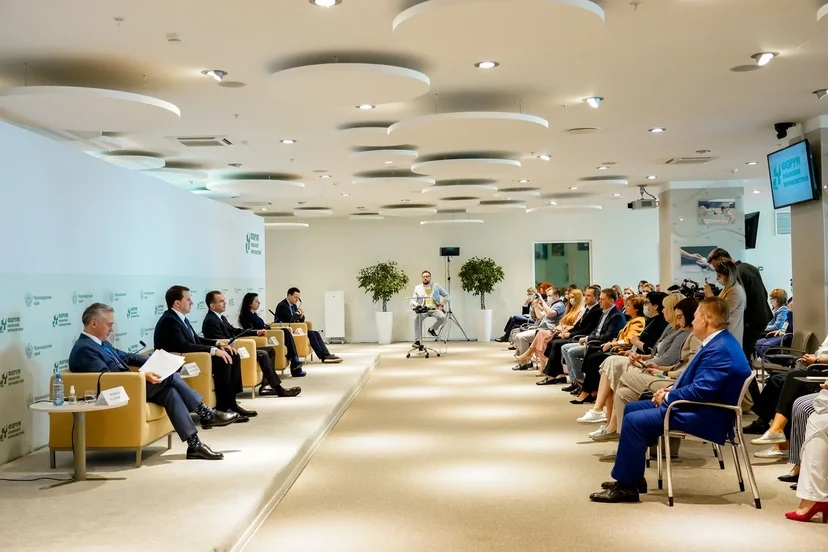 Форум журналистов Кубани собрал представителей более 70 средств массовой информации