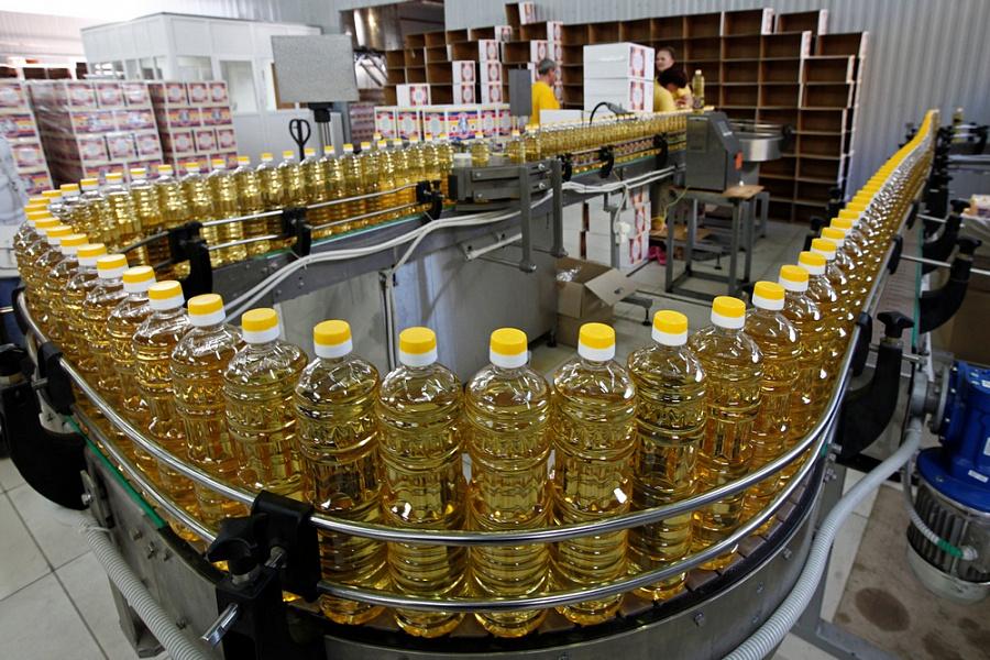 С начала года Краснодарский край экспортировал масложировую продукцию почти на 262 млн долларов
