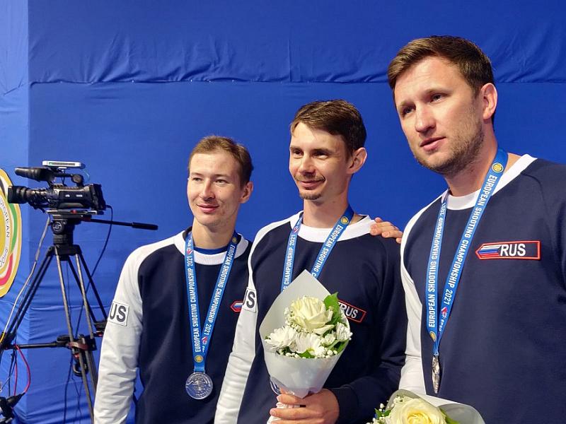 Стрелок из Краснодара стал серебряным призером континентального чемпионата