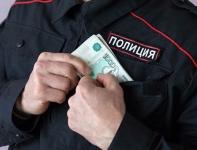 В Крымске сотрудник полиции подозревается в получении взятки в значительном размере