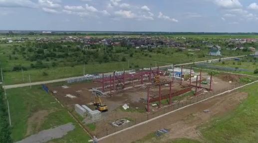 Вячеслав Иванов рассказал о ходе строительства Центра единоборств в Абинске