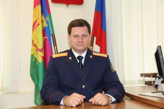 Заместитель руководителя следственного управления по краю проведет прием граждан в Абинске