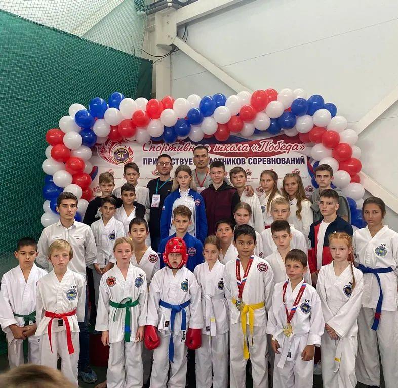 Абинские спортсмены выступили на соревнованиях